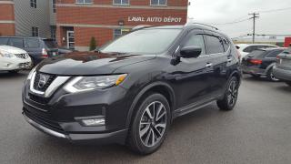 Used 2017 Nissan Rogue SL AWD PLATINUM for sale in Laval, QC
