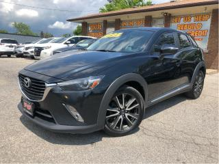 """Used 2016 Mazda CX-3 GT AWD Navigation 7"""" Colour Touchscreen Display for sale in St Catharines, ON"""
