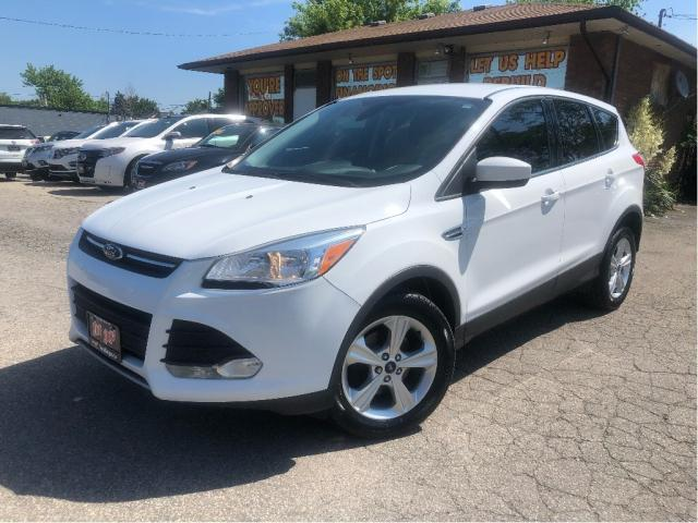 2015 Ford Escape SE Heated Front Seats Multi-Function Wheel