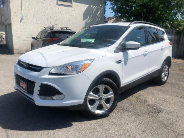 2015 Ford Escape SE Navigation Parking Assist Rear