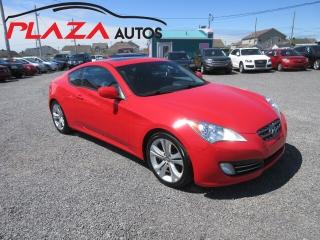 Used 2011 Hyundai Genesis 2.0T GT for sale in Beauport, QC