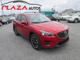 Used 2016 Mazda CX-5 GT for sale in Beauport, QC
