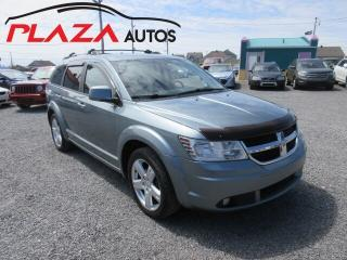 Used 2010 Dodge Journey R/t 7passagers for sale in Beauport, QC