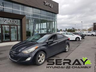 Used 2011 Hyundai Elantra Gls, Mags, A/c for sale in Chambly, QC