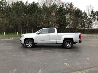 Used 2017 Chevrolet Colorado LT Ext Cab 4x4 for sale in Cayuga, ON