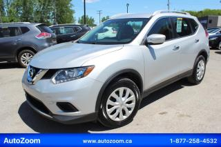 Used 2015 Nissan Rogue FWD S **WOW** FINANCEMENT FACILE !! for sale in Laval, QC