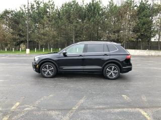 Used 2018 Volkswagen Tiguan SEL Premium 4MOTION AWD for sale in Cayuga, ON