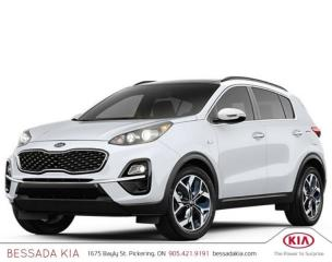 Used 2020 Kia Sportage SX TURBO for sale in Pickering, ON