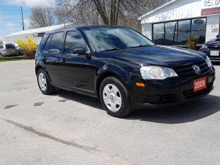 Used 2009 Volkswagen City Golf for sale in Barrie, ON