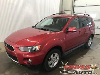 Used 2013 Mitsubishi Outlander LS AWD V6 for sale in Trois-Rivières, QC