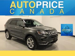 Used 2019 Ford Explorer Limited NAVIGATION|PANOROOF|LEATHER for sale in Mississauga, ON