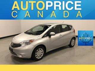 Used 2014 Nissan Versa Note 1.6 SV AUTO|AIR-CONDITIONING for sale in Mississauga, ON