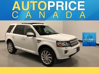 Used 2014 Land Rover LR2 HSE|NAVIGATION|PANOROOF|LEATHER for sale in Mississauga, ON