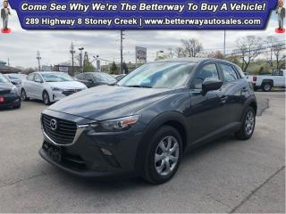 Used 2016 Mazda CX-3 GX| AWD| Keyless Ent| Backup Cam| B-Tooth for sale in Stoney Creek, ON
