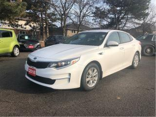 Used 2018 Kia Optima LX| Low payments $68  Weekly (oac)| Heated Seats for sale in Stoney Creek, ON