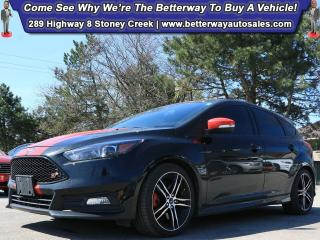 Used 2015 Ford Focus ST| Navi| Backup Cam| Heat Steer Seat| Leather for sale in Stoney Creek, ON