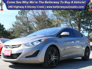 Used 2015 Hyundai Elantra GL| Navi| Backup Cam| Heat Seat| Keyless Ent for sale in Stoney Creek, ON