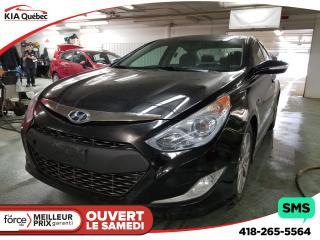 Used 2015 Hyundai Sonata Hybride Sieges Ch for sale in Québec, QC