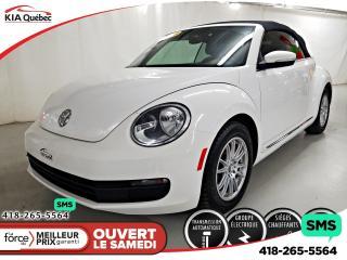 Used 2013 Volkswagen Beetle Decapotable for sale in Québec, QC