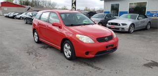 Used 2006 Toyota Matrix XR 140k safetied pattersonauto.ca XR for sale in Madoc, ON