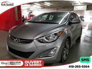 Used 2015 Hyundai Elantra Gls Toit Caméra for sale in Québec, QC