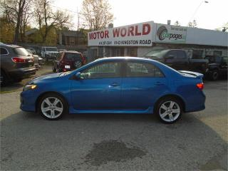 Used 2010 Toyota Corolla XRS for sale in Scarborough, ON
