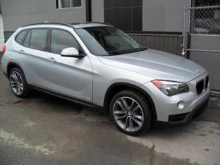 Used 2013 BMW X1 Sport pack 4x4 SUPERBE + GARANTIE 3 ans for sale in Laval, QC