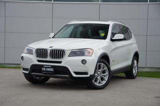 Used 2014 BMW X3 xDrive28i *Low Kms* Navi for sale in Vancouver, BC
