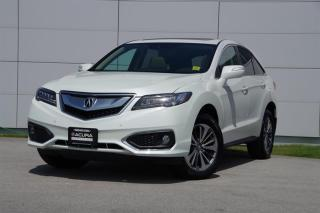 Used 2017 Acura RDX Elite at *Acura Certified* for sale in Vancouver, BC
