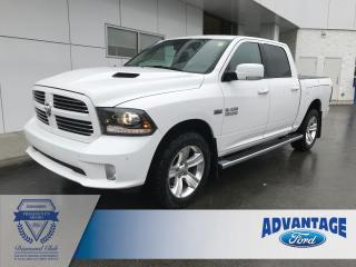 Used 2016 RAM 1500 SPORT for sale in Calgary, AB