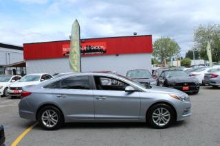 Used 2017 Hyundai Sonata SE 2.4L for sale in Surrey, BC
