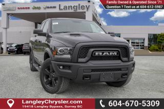 New 2019 RAM 1500 Classic SLT for sale in Surrey, BC