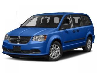 New 2019 Dodge Grand Caravan CVP/SXT - Navigation for sale in Surrey, BC