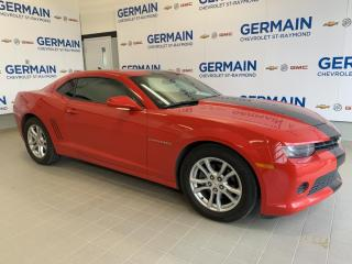 Used 2014 Chevrolet Camaro for sale in St-Raymond, QC