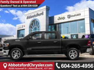 New 2019 RAM 1500 Limited - Sunroof for sale in Abbotsford, BC