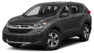 Used 2017 Honda CR-V LX HEATED SEATS | REMOTE STARTER | APPLE CARPLAY™ AND ANDROID AUTO™ for sale in Cambridge, ON