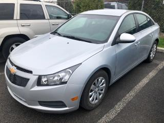 Used 2011 Chevrolet Cruze Turbo for sale in St-Eustache, QC