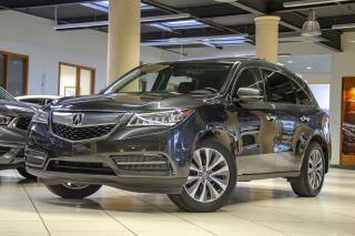 Used 2016 Acura MDX Tech Pkg 1 Owner Gps for sale in Montréal, QC