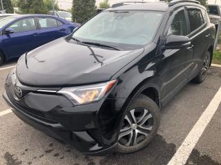 Used 2017 Toyota RAV4 LE for sale in St-Eustache, QC