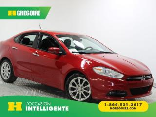 Used 2013 Dodge Dart LTD CAMÉRA DE RECUL for sale in St-Léonard, QC