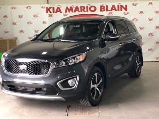 Used 2017 Kia Sorento 2.0l Ex Awd Cuir for sale in Ste-Julie, QC