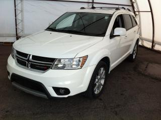 Used 2015 Dodge Journey SXT POWER SUNROOF, 7 PASSENGER WITH REAR CLIMATE CONTROLS, FACTORY REMOTE STARTER for sale in Ottawa, ON