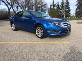 Used 2012 Ford Fusion SEL Alloys / Remote Start / AWD 3.0L for sale in Winnipeg, MB