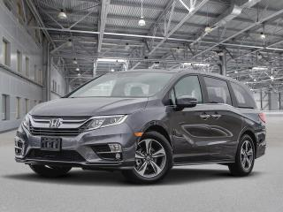 New 2019 Honda Odyssey EX-L for sale in Vancouver, BC