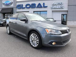 Used 2011 Volkswagen Jetta TDI HIGHLINE 6 SPEED. for sale in Ottawa, ON