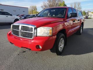 Used 2005 Dodge Dakota 4.7 MAGNUM for sale in Napierville, QC
