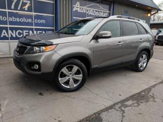 Used 2012 Kia Sorento Ex + Cuir + Toit for sale in Boisbriand, QC