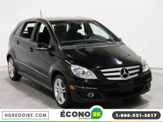 Used 2011 Mercedes-Benz B200 A/C GR ÉLECT MAGS for sale in St-Léonard, QC