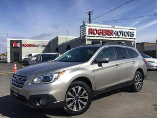 Used 2015 Subaru Outback 3.6R LTD AWD - NAVI - LEATHER - SUNROOF for sale in Oakville, ON