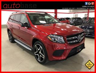 Used 2017 Mercedes-Benz GLS GLS550 4MATIC NIGHT INTELLIGENT DRIVE GLS550 for sale in Vaughan, ON